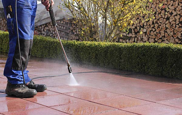 Power Washing and Cleaning